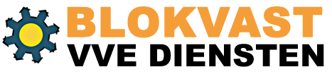 Blokvast VvE diensten Logo